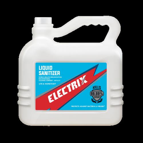 Electrix Liquid Hand Santizer