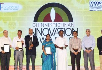 7th Edition of CavinKare MMA Chinnikrishnan Innovation Awards