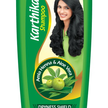 Karthika Dryness Shield Shampoo