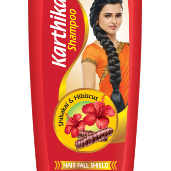 Karthika Hairfall Shield Shampoo