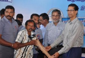 CavinKare partners with Freedom Trust to donate artificial limbs