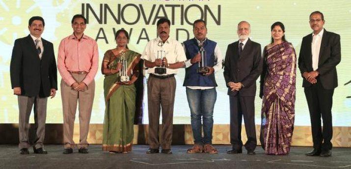 Chinnikrishnan Innovation Awards 2017