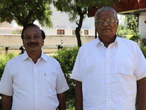Er. Manickam A. Gounder  & Dr Raman Sivakumar