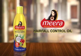 Introducing Meera Herbal Hair Oil – a solution to most of your hair problems!