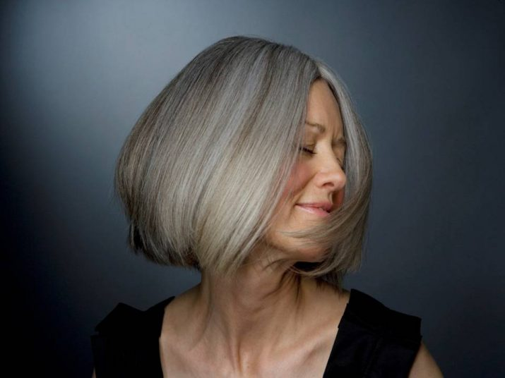 Reasons for grey hair