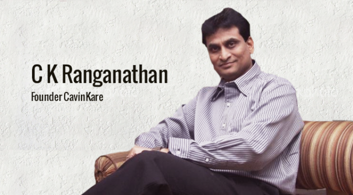'Visualize your day to walk with conviction' – C. K. Ranganathan