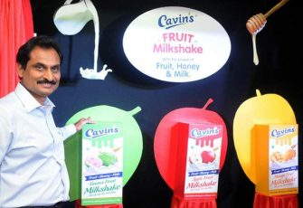 CavinKare Introduces Cavin's Fruit Milkshake