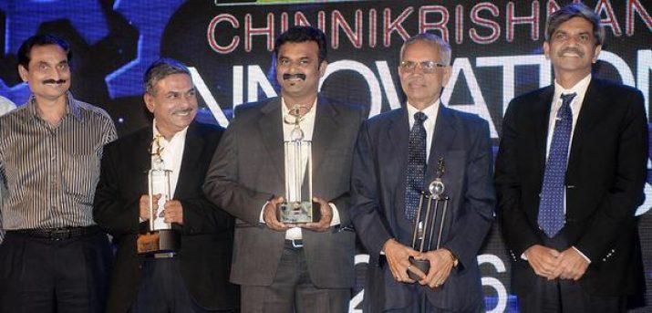 Chinnikrishnan Innovation Awards 2017 – Event