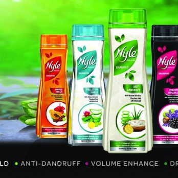CavinKare's premium Nyle Naturals Shampoo now in a brand new Avatar